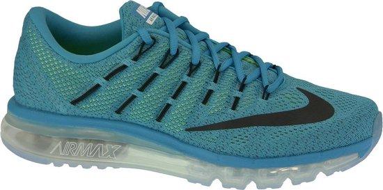 Nike Air Max 2016 806771-400, Mannen, Blauw, Sneakers maat: 40.5 EU