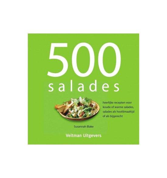 Afbeelding van 500 salades