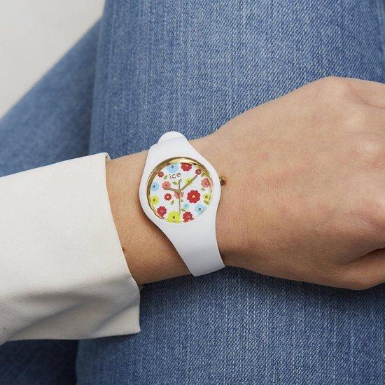 ICE-Watch horloge Flower - White - Small
