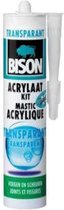 Bison Acrylaatkit - Transparant - 310 ml