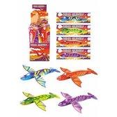 Uitdeelcadeautjes - Fighter Gliders - Model: Dinosaurussen in Display (48 stuks)