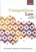 Afbeelding van Competition Law