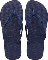 Havaianas Top Unisex Slippers - Navy Blue - Maat 43/44