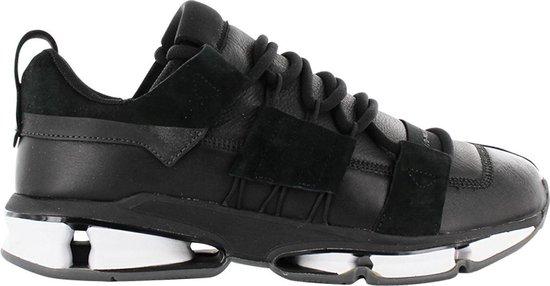 adidas Originals Twinstrike ADV Stretch Leather B28015 Heren Sneakers Schoenen Sportschoenen Zwart - Maat EU 44 UK 9.5