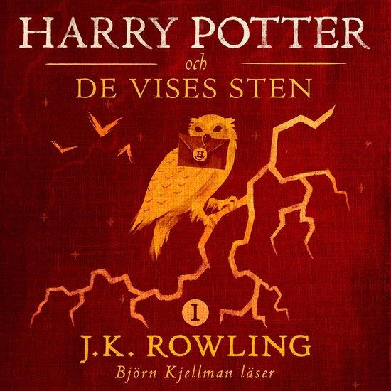 Boek cover Harry Potter och De Vises Sten van J.K. Rowling (Onbekend)