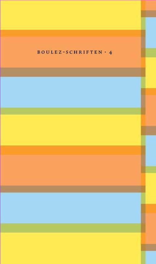 Boulez-schriften 4 - Bij wijze van technologie - Pierre Boulez |