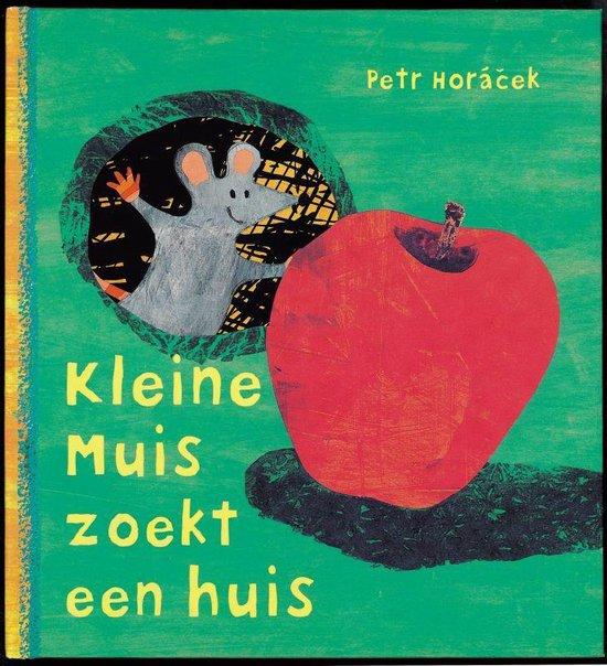 Cover van het boek 'Kleine muis zoekt een huis + Popje'