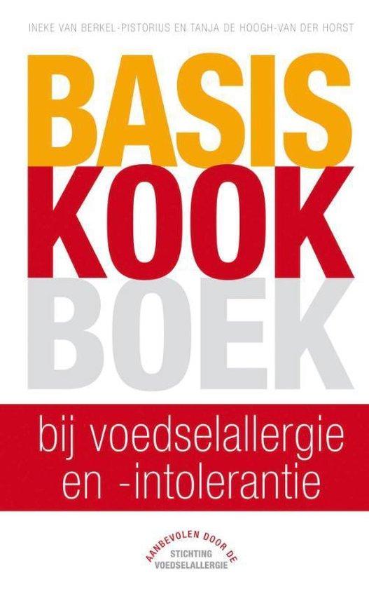 Basiskookboek bij voedselallergie en -intolerantie - I. van Berkel-Pistorius  