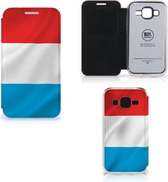 Bookstyle Case Samsung Galaxy Core Prime Luxemburg