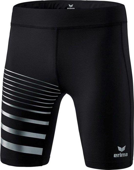 Erima Race Line 2.0 Tight - Shorts  - zwart - L