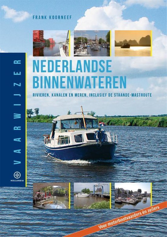 Afbeelding van Vaarwijzer - Nederlandse binnenwateren