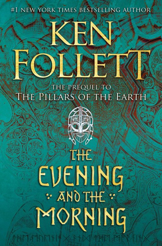 Boek cover The Evening and the Morning van Ken Follett (Onbekend)
