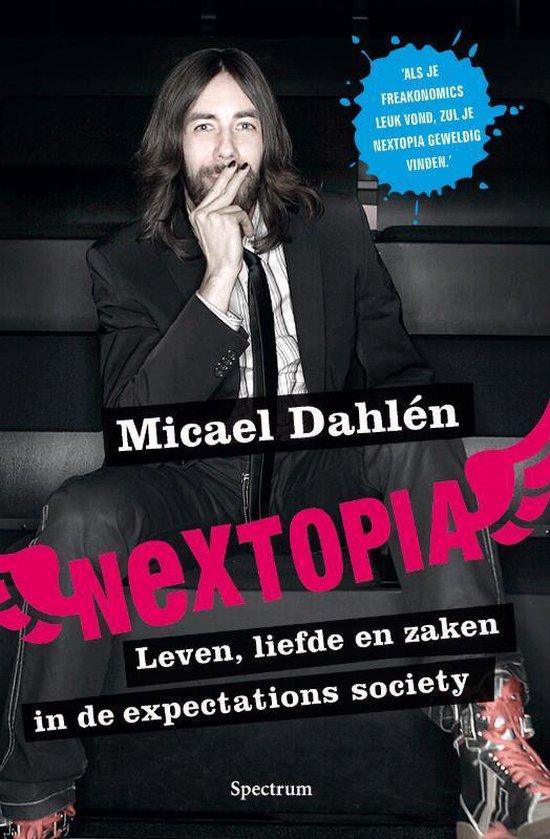 Cover van het boek 'Nextopia'