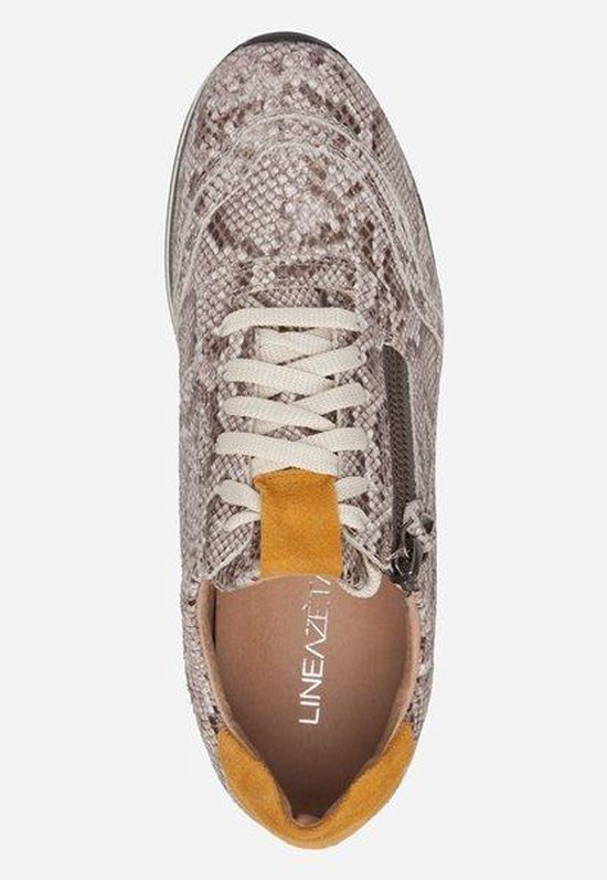 Linea Zeta Sneakers Slangenprint - Maat 36 E0mgzG