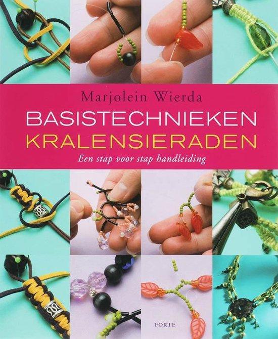 Basistechnieken kralensieraden - Marjolein Wierda |