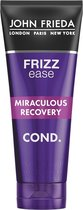 4x John Frieda Frizz Ease Miraculous Recovery Conditioner 250 ml