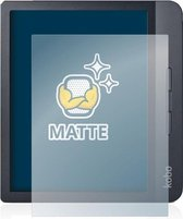"Goodline® - Matte Screenprotector Kobo Libra H2O (7"") - type: Matte Pro"