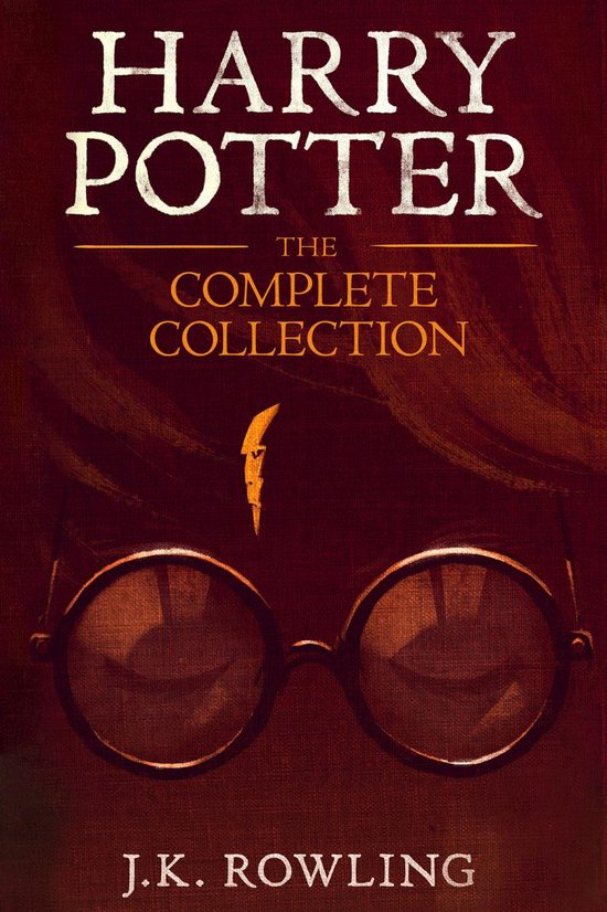 Boek cover Harry Potter: The Complete Collection (1-7) van J.K. Rowling (Onbekend)