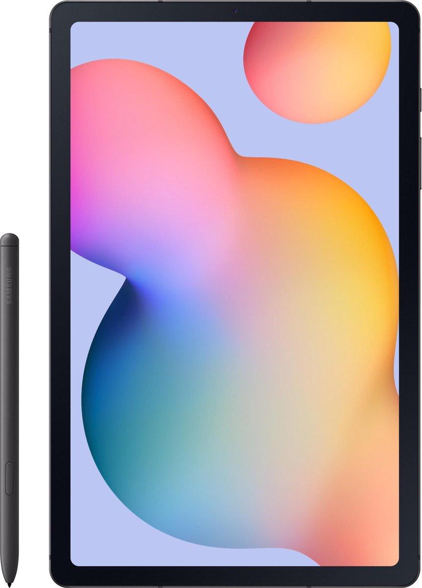 Samsung Galaxy Tab S6 Lite SM-P610N 64 GB 26,4 cm (10.4) Samsung Exynos 4 GB Wi-Fi 5 (802.11ac) Android 10 Grijs