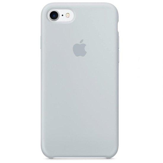 Apple Siliconen Hoesje voor iPhone 7/8 - Lichtblauw - Apple