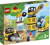 LEGO DUPLO Sloopkogel Afbraakwerken - 10932