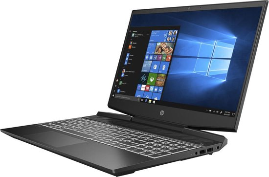 HP Pavilion Gaming 15-dk1715nd - Gaming Laptop - 15.6 inch