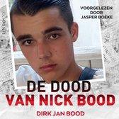 Omslag De dood van Nick Bood