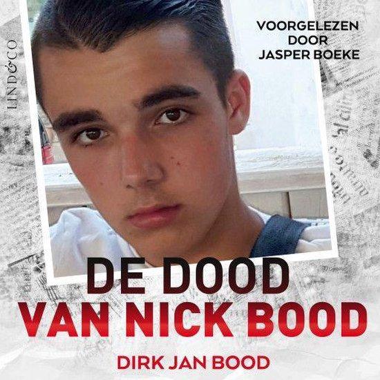 Omslag van De dood van Nick Bood