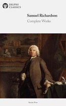 Complete Works of Samuel Richardson (Delphi Classics)