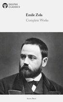 Complete Works of Émile Zola (Delphi Classics)