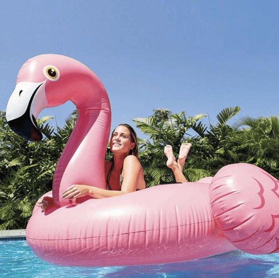 Intex Flamingo Ride-on - 142x137x97cm - Opblaasfiguur