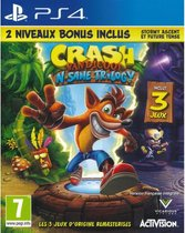 Crash Bandicoot : The N Sane Trilogy 2.0 - Playstation 4