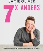 Boekomslag van 'Jamie Oliver - 7 x anders'