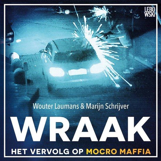 Boek cover Wraak van Wouter Laumans (Onbekend)