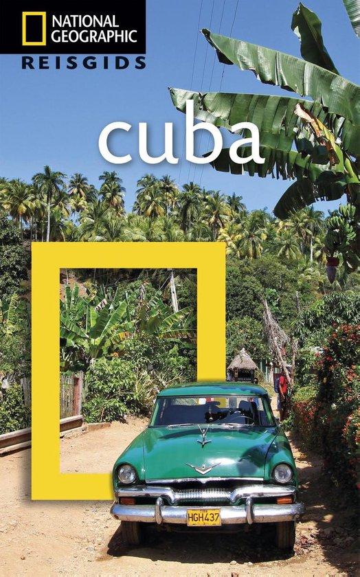 National Geographic Reisgids Cuba - Christopher P. Baker   Fthsonline.com