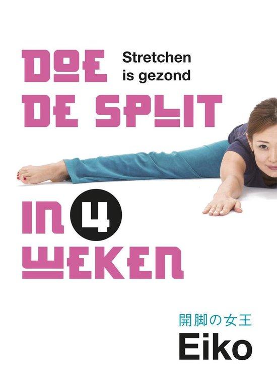 Doe de split in 4 weken - Eiko |