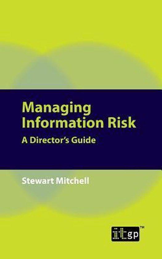 Managing Information Risk