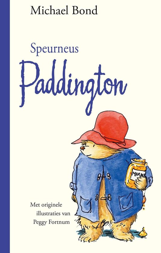 Speurneus Paddington - Michael Bond |