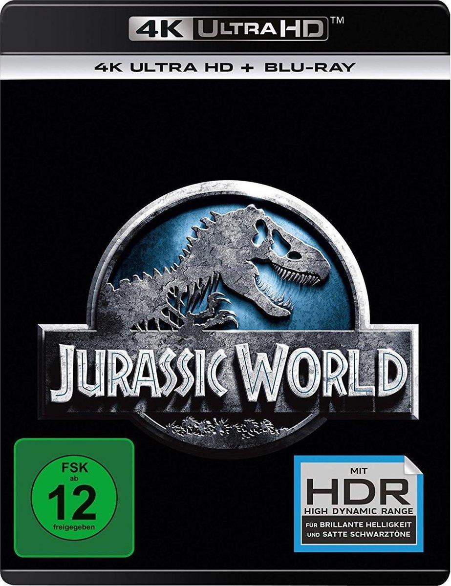 Jurassic World (Ultra HD Blu-ray & Blu-ray)-