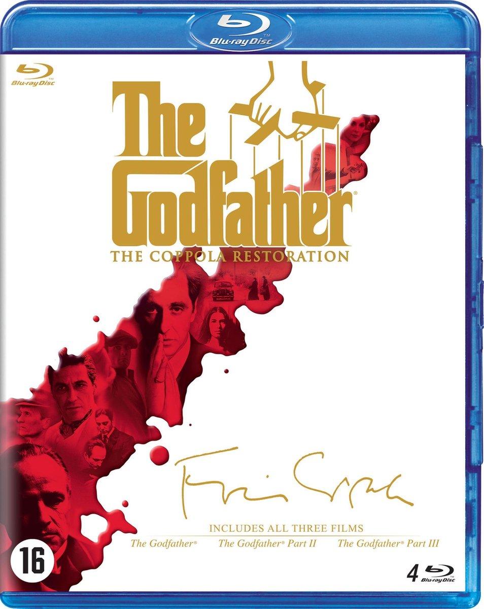 The Godfather Trilogy (2019) (Blu-ray)
