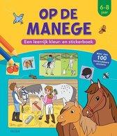 Deltas Kleur- En Stickerboek Op De Manege