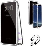 Teleplus Samsung Galaxy S8 Plus 360 Magnet Metal Cover Case hoesje