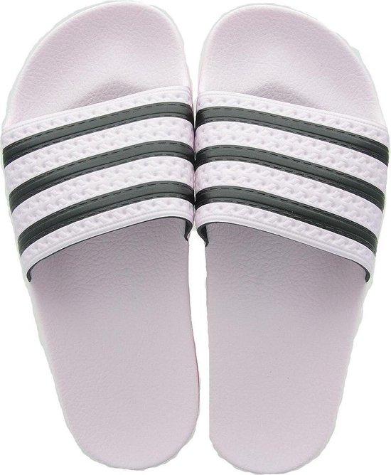 bol.com | Roze Adilette Slippers - Cg6148 Dames-meisjes ...