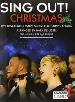 Sing Out] Christmas (Book/Audio Download)