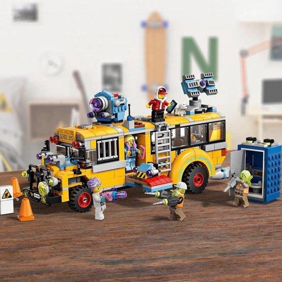 LEGO Hidden Side Paranormale Interceptiebus 3000 - 70423