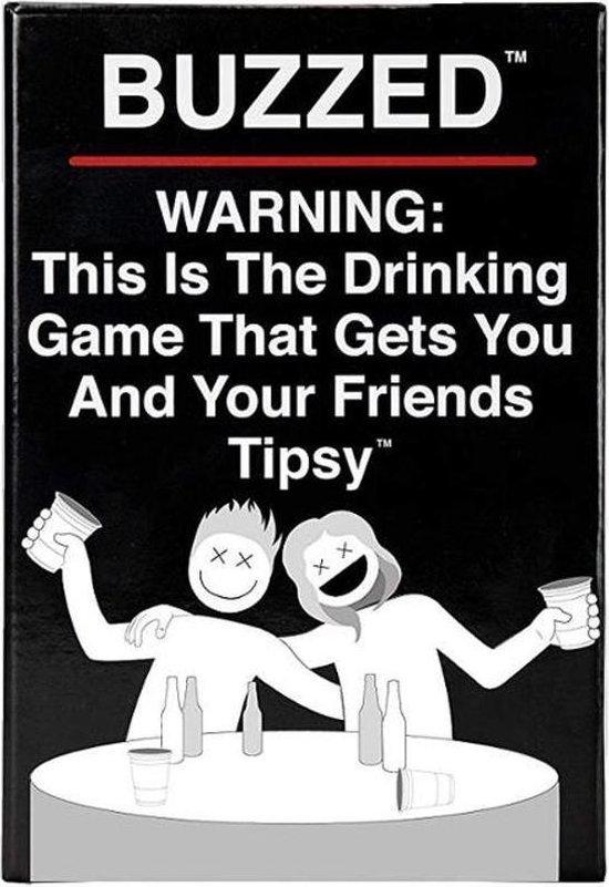 Afbeelding van het spel Buzzed Drankspel - Get You & Your Friends Tipsy