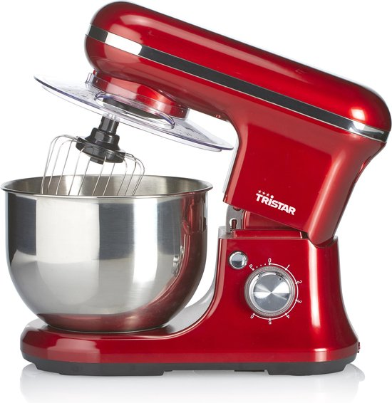 Tristar MX-4831 Keukenmachine (Rood)
