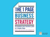 The One Page Business Strategy ePub eBook