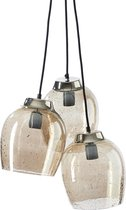 Riviera Maison - Rue De Temple Triple Lamp - Hanglamp - Glas