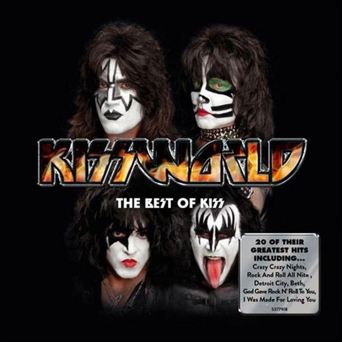 Kissworld - The Best Of Kiss - Kiss